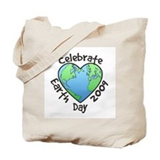 Celebrate Earth Day 09 Tote Bag