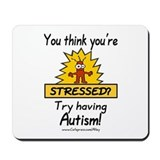 Autism Stress Mousepad