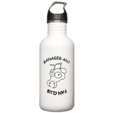 fan club logo Water Bottle