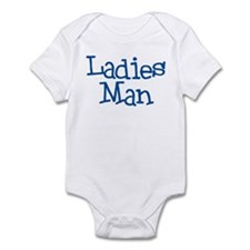 Ladies Man Infant Bodysuit