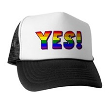 yes! Trucker Hat