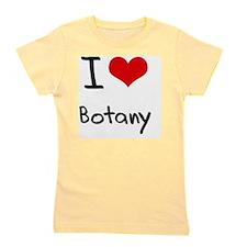 I Love BOTANY Girl's Tee