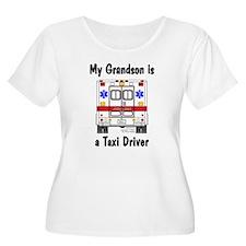 Taxi Driver Grandson T-Shirt