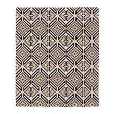 Ethnic Pattern Throw Blanket