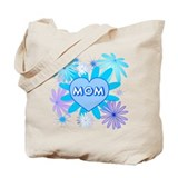 Liliac Heart Mom  Tote Bag