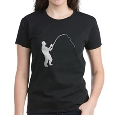 Fisherman Silhouette T-Shirt