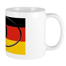 Germany - D - European Mug