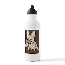 frenchiebigbag Water Bottle
