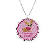 Chihuahua Middle Sister Necklace
