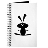 BLACK BUNNY Journal