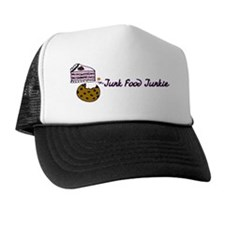Junk Food Junkie Trucker Hat