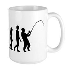Fishing Evolution Mugs
