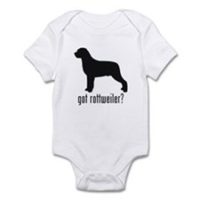 Rottweiler 2 Infant Bodysuit