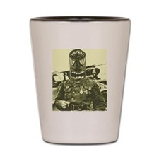 tikimask man 2 Shot Glass