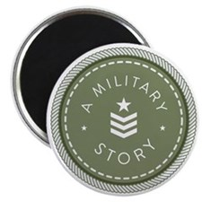 A Military Story Magnet