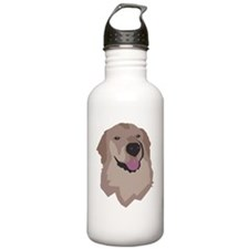 tyson graphic version  Sports Water Bottle