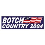 Botch Country 2004 (bumper sticker)