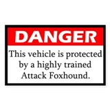 Attack Foxhound Decal