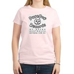 Women's Pink Pure Pop T-Shirt