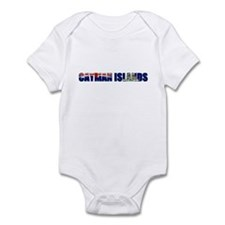 Cayman Islands Infant Bodysuit