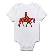 Pleasure horse zig pocket Onesie