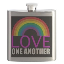 loveoneanotherbutton Flask