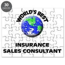 World's Best Insurance Sales Consultant Puzzle
