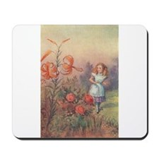Talking Flowers - Mousepad