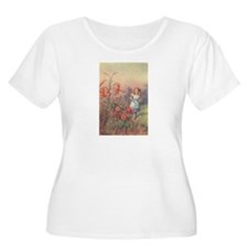 Talking Flowers - T-Shirt