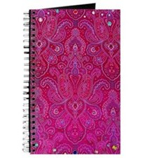 Paisley Jewels Journal