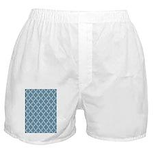 D60x84 Moroccan TnT W Sky Blue Boxer Shorts