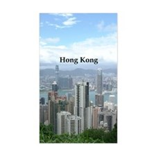 HongKong_2.5x3.5_Ornament (Ova Decal