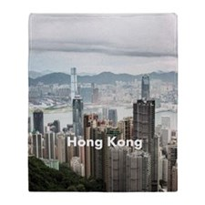 HongKong_7.355x9.45_iPadCase_HongKon Throw Blanket