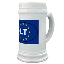 Lithuania LT European Stein