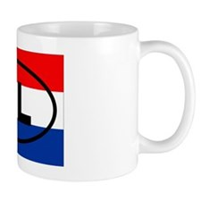 Netherlands NL European Small Mug