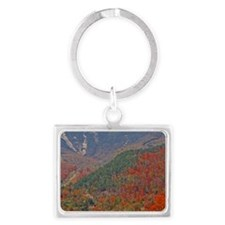 Whiteface Mountain Landscape Keychain