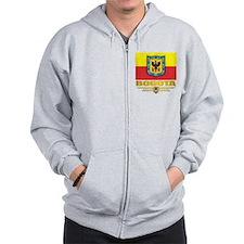 Bogota Pride Zip Hoodie