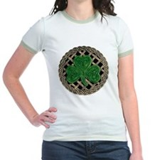 Shamrock And Celtic Knots T