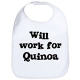 Will work for Quinoa Bib