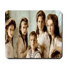 Romanov Children Mousepad