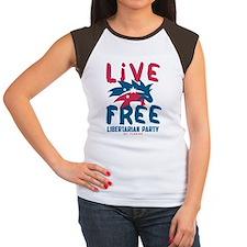Live Free Porcupine Tee