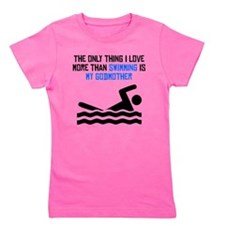 Swimming Godmother Girl's Tee