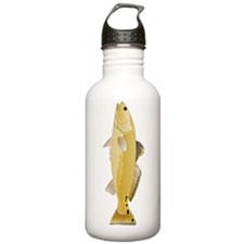 Redfish Red Drum v Water Bottle