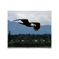 Eagle REV Throw Blanket