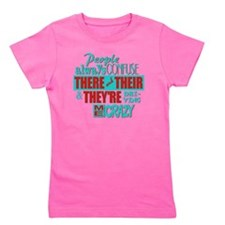 There Their and Theyre Girl's Tee