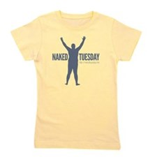 New NakedTuesday.me Tee Design 7 Girl's Tee