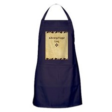 Adventure Log Apron (dark)