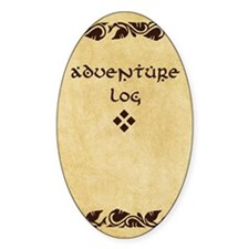 Adventure Log Decal