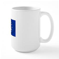 Luxembourg Euroepan Union Mug