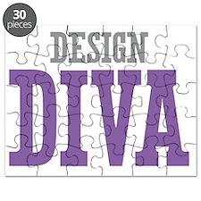 Design DIVA Puzzle